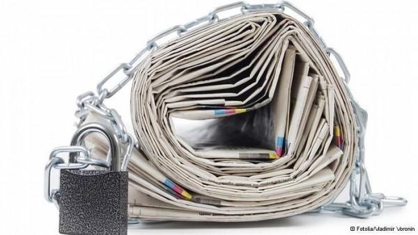 УИХ-ын гишүүд хэвлэлийн эрх чөлөөг боомилсон хуулийн төслөөр бэлэг барилаа
