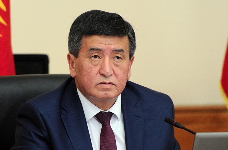 Киргизстаны ерөнхийлөгчийн сонгуульд Сооронбай Жээнбеков ялалт байгууллаа