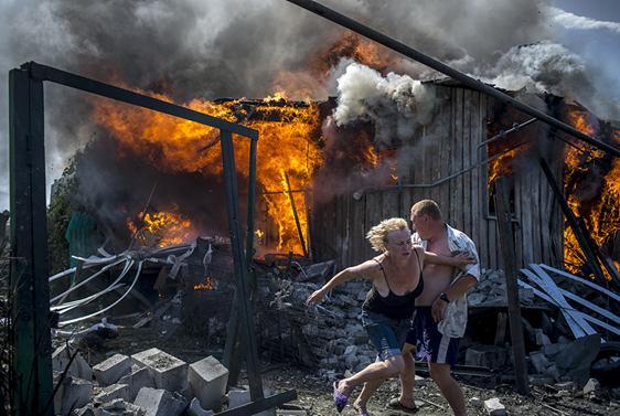 Украины зүүн нутгийн хүмүүнлэгийн байдалд сэтгэл түгшиж байна