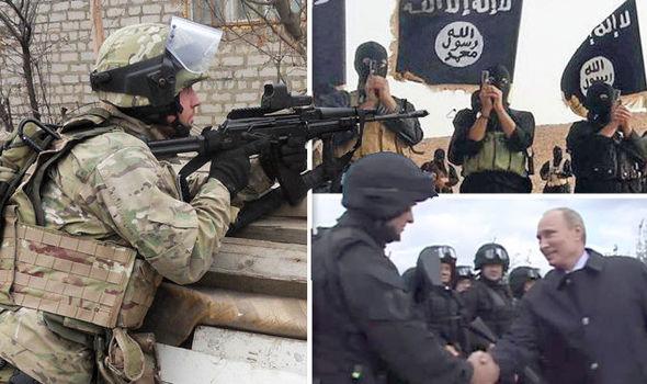 В.Путин ISIS-ыг устгуулахаар тусгай албаны алуурчдыг илгээжээ