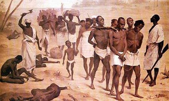 Африкт боолын худалдаа цэцэглэж байна