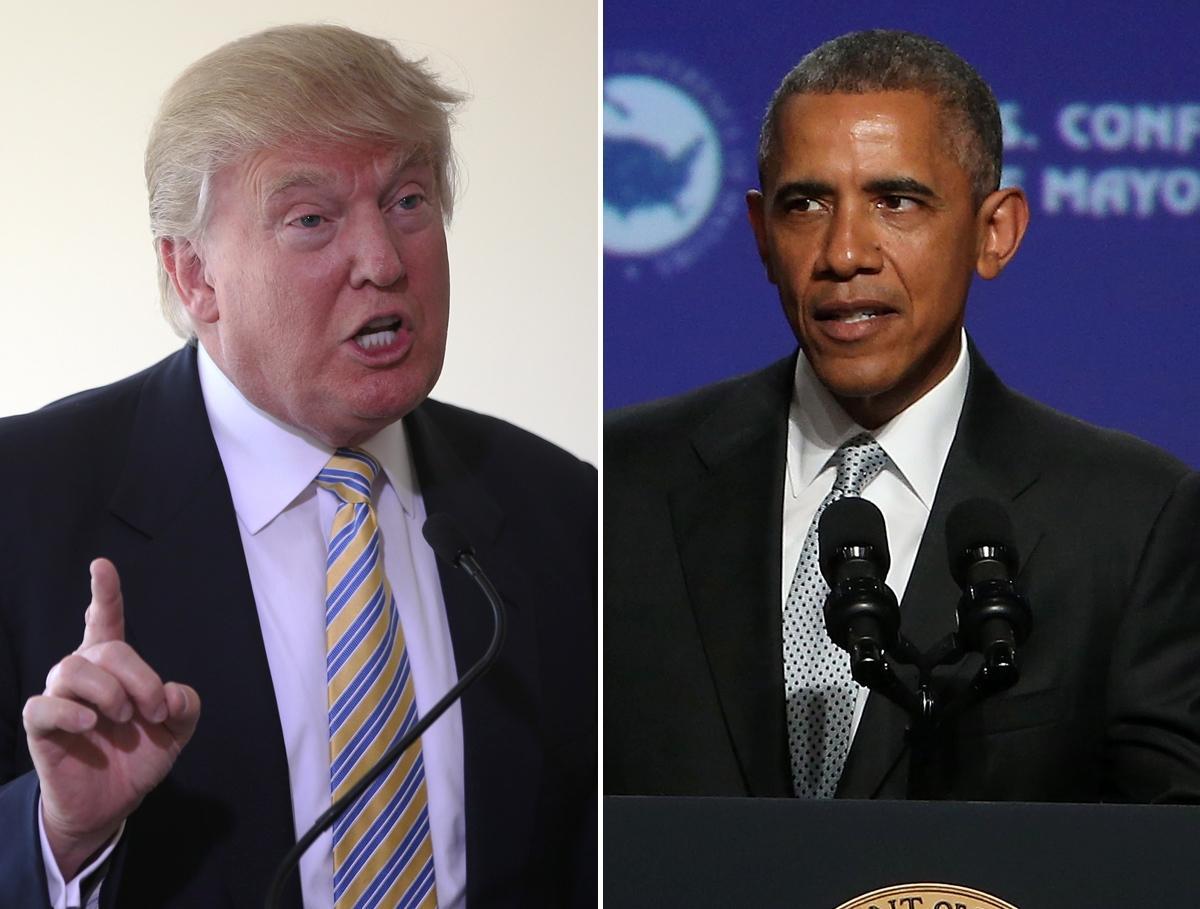 Парисын халдлагад Обама буруутай