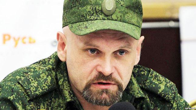 Луганскийн удирдагч Алексей Мозговой амиа алдав