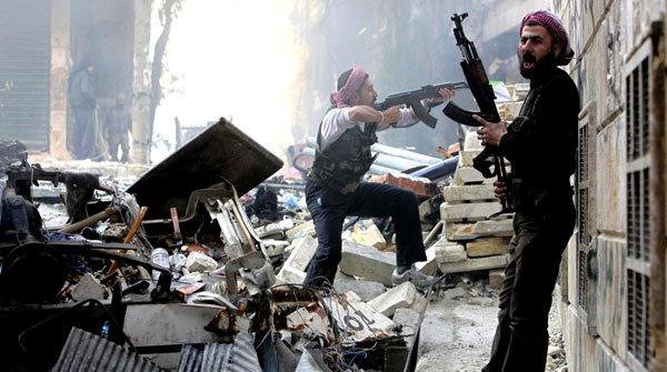 Алеппод гал зогсоох талаар ОХУ-тай тохиролцоонд хүрчээ