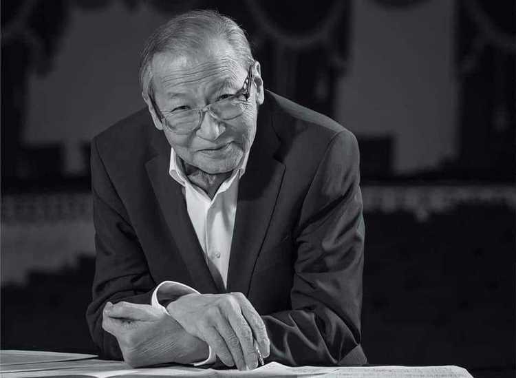 Нэрт хөгжмийн зохиолч, Хөдөлмөрийн баатар Б.Шарав гэгээн алсад одлоо