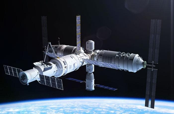 Жолоодлогогүй сансрын станц дэлхийд унах нь