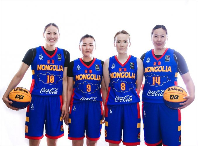 Монгол улс анх удаа Олимпийн наадамд багийн спортоор оролцоно