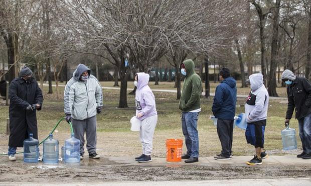 АНУ-д долоон сая хүн ундны усгүй байна