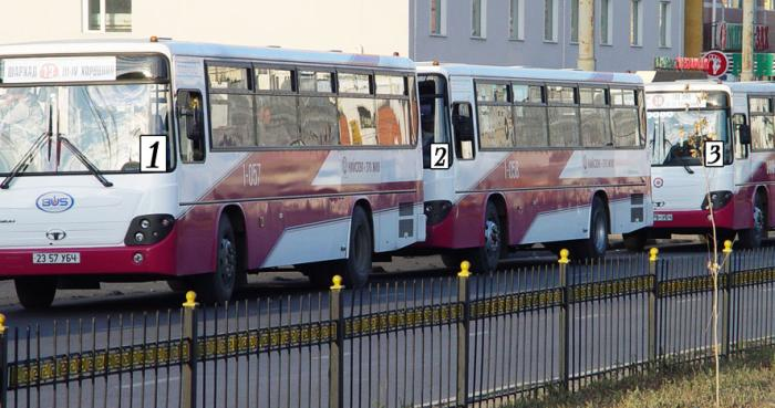 Маргааш 662 автобус ажиллана