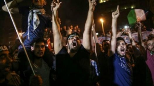 Газын зурваст цэргийн ажиллагаа явуулж байгааг европчууд эсэргүүцэж байна