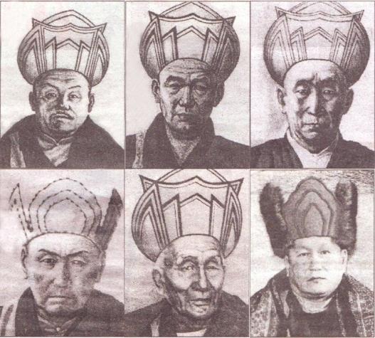 Буддын сургааль дэлгэрүүлэгчид