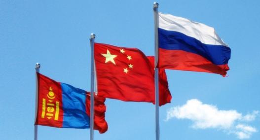 Орос, Хятадын зүг хийсэн Монголын шилжилт