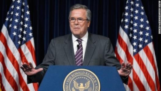 Жеб Буш 2016 оны ерөнхийлөгчийн сонгуульд өрсөлдөхийг хүсч буйгаа мэдэгдэв