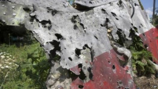 """""""MH17""""-г пуужин харван унагаасныг нотлох шинэ баримт олджээ"""