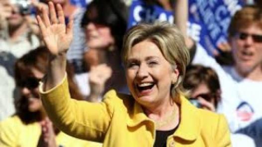 Х.Клинтон ерөнхийлөгчийн сонгуульд нэр дэвшихээ албан ёсоор зарлалаа