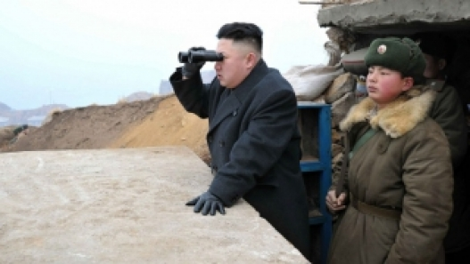 Ким Жөн Ун ихэд хилэгнэжээ