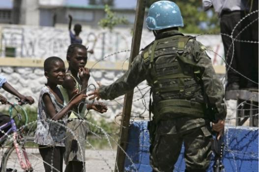 НҮБ-ын энхийг сахиулагчид