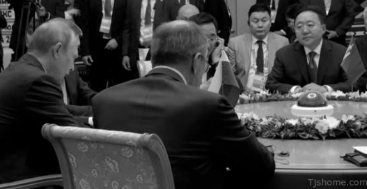 Монгол, ОХУ, БНХАУ-ын Ерөнхийлөгч нарын уулзалтын бичлэг /видео/