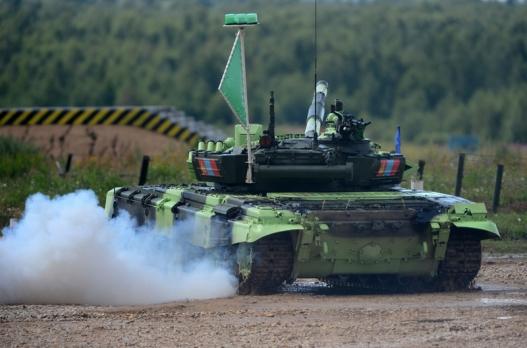 Монголын арми олон улсын цэргийн наадамд оролцож байна