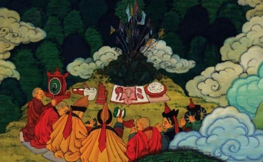 Бурханы шашныг дэлгэрүүлэхэд монголчуудын оруулсан хувь нэмэр