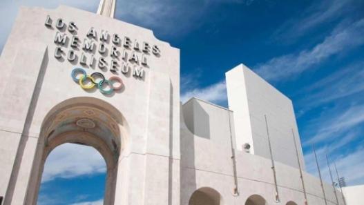Лос-Анжелес 2024 оны олимпын эрхийн төлөө өрсөлдөнө