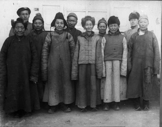Улаанбаатарт монголчуудаас олон хятад иргэн амьдарч байжээ