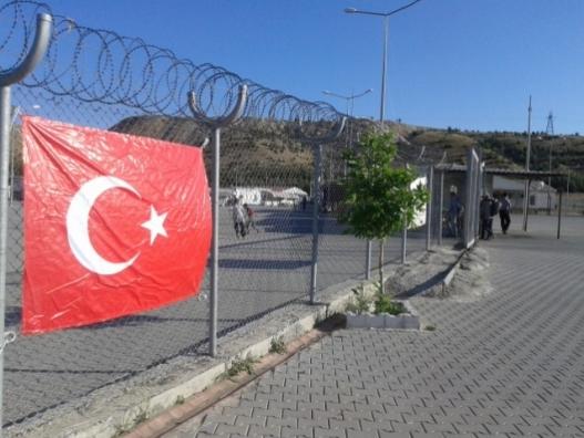 Сүүлчийн дүрвэгсдийн төлөөх Туркийн зовнил
