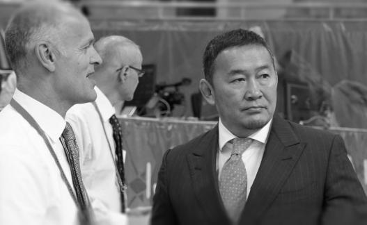 Х.Баттулга МоАХ-ы дарга, Монголын Жүдо Бөхийн Холбооны Ерөнхийлөгчийн ажлаасаа чөлөөлөгдөнө