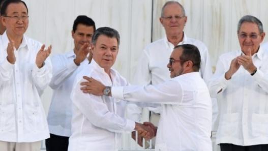 Колумб улсад хагас зуун жил үргэлжилсэн иргэний дайн төгсгөл боллоо