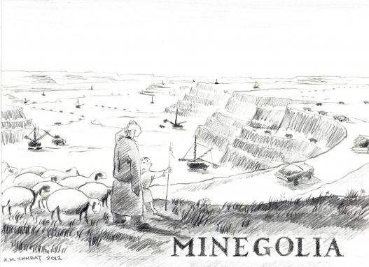 Ж.Миллер: Эрдэс баялагтай Монгол дампуурлын ирмэгт дэнжигнэж байна