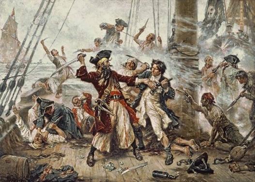 Далайн дээрэмчдээс дор байсаар байх уу?