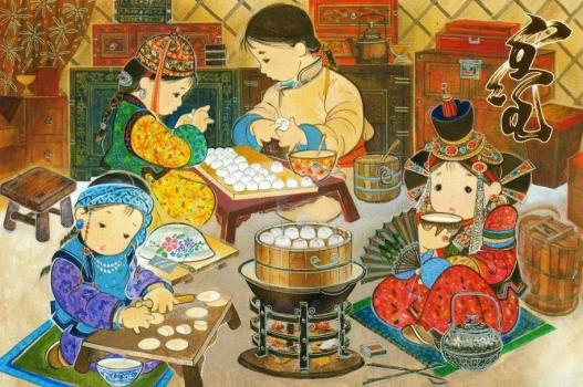 Монголчуудын цагаалах ёсон