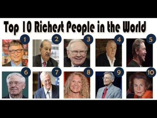 Д.Трампыг тойрсон дуулианы улмаас дэлхийн баячууд 35 тэрбум доллароо алджээ