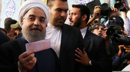 Хасан Роухани Ираны Ерөнхийлөгчөөр дахин сонгогдов