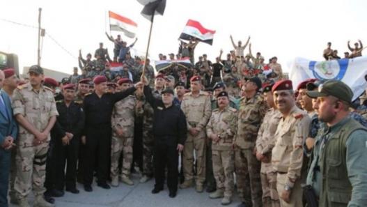Мосул хот чөлөөлөгдсөнийг Иракийн Ерөнхий сайд мэдэгдэв