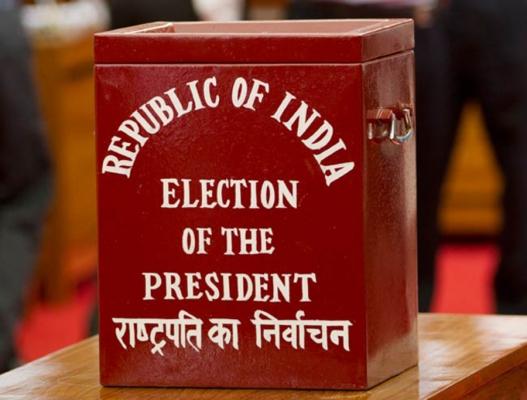 Энэтхэгт Ерөнхийлөгчийн сонгууль эхэллээ