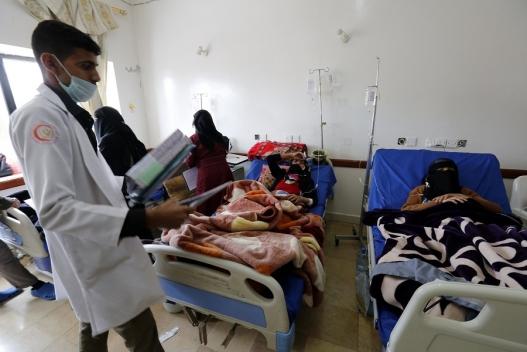 Йеменд дэгдсэн булчин задрах тахал аюултай түвшинд хүрчээ