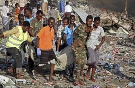 Сомалид болсон дэлбэрэлтийн улмаас 200 хүн амиа алдсан нь тогтоогдоод байна