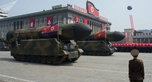 БНАСАУ АНУ-ын дараа л цөмийн зэвсгээсээ татгалзана гэв
