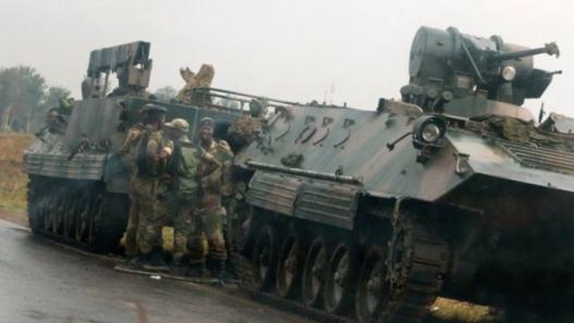 Зимбабвегийн хямрал: Цэргийн эргэлт гараагүй