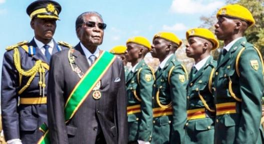 Зимбабийн засгийн эрхийг хэн барих вэ?
