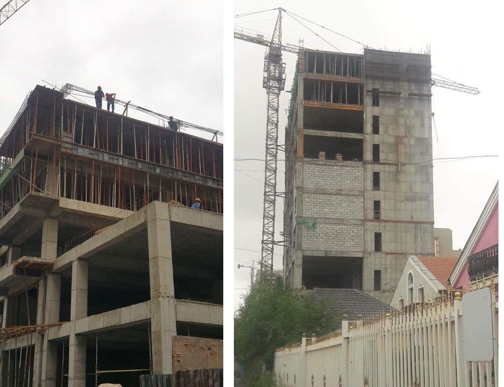 Хөдөлмөрийн аюулгүй ажиллагааны дүрэм зарчсөн барилгуудын үйл ажиллагааг зогсоолоо