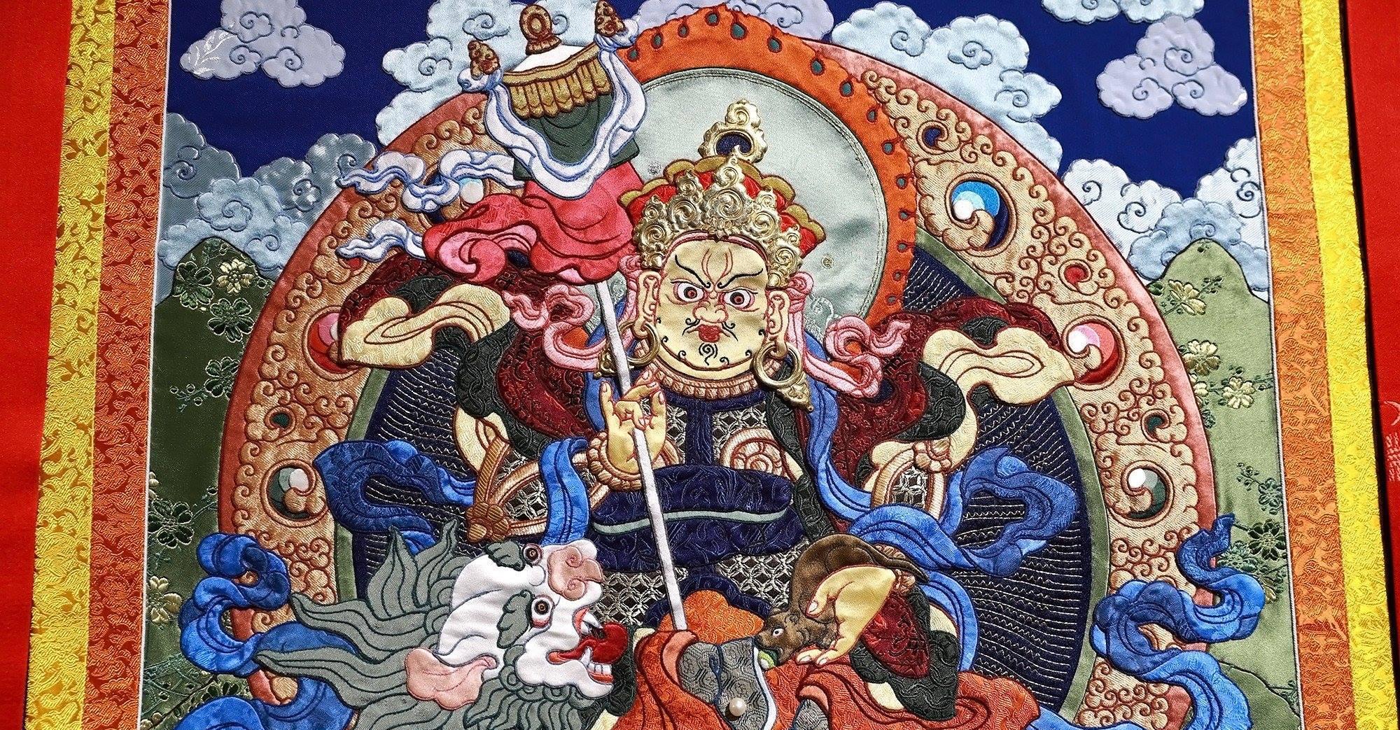 """Гайхамшигт өв соёлын илэрхийлэл """"Монгол уран хатгамал"""""""