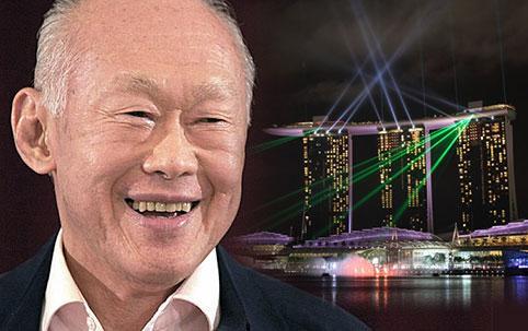 Ли Куан Ю: Хэрэв Сингапур газрын баялагтай байсан бол өнөөдрийнх шиг хөгжихгүй байсан