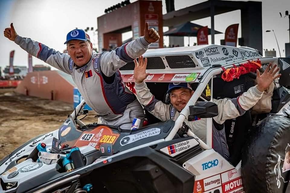 Дакар-2019: Монголын тамирчид амжилттай барианд орж түүх бүтээлээ