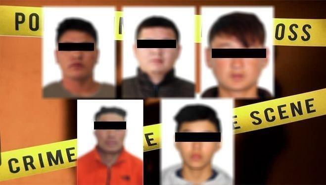 Шөнийн цагаар дээрэм хийдэг дөрвөн бүлэг этгээдийг баривчилжээ