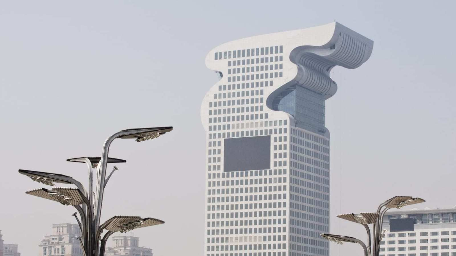 """Хятадын оргодол тэрбумтны эзэмшиж байсан """"лууны толгой"""" хэлбэртэй цамхагийг онлайнаар заржээ"""