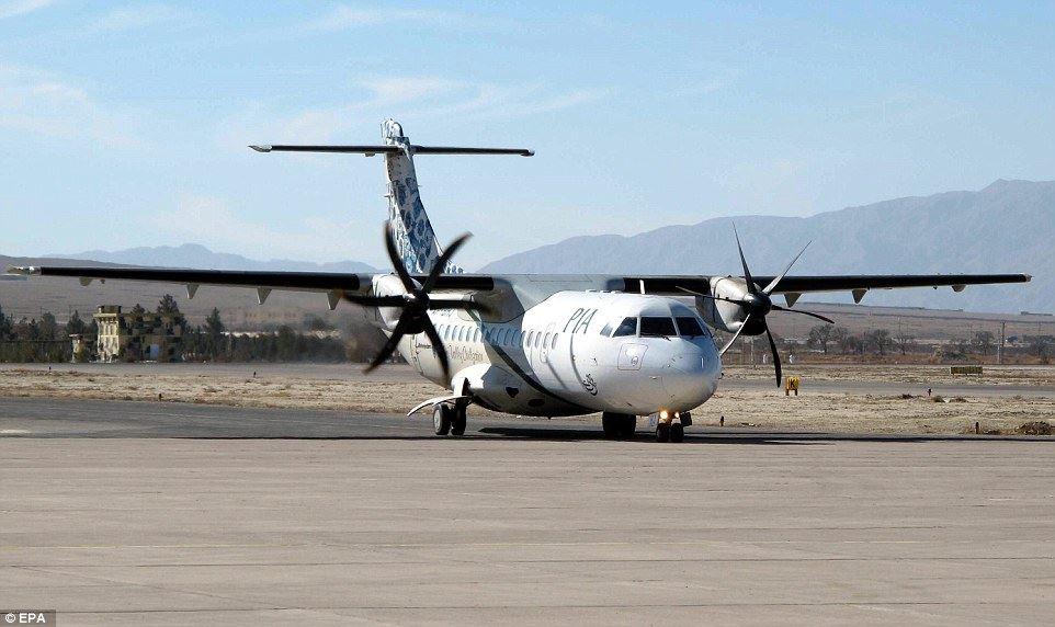 Дахин онгоц осолдож, 47 хүн амиа алдлаа