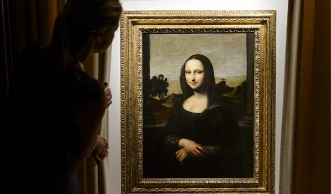 """""""Мона Лиза""""-гийн зургийн дор өөр нууц хөрөг байна гэнэ"""