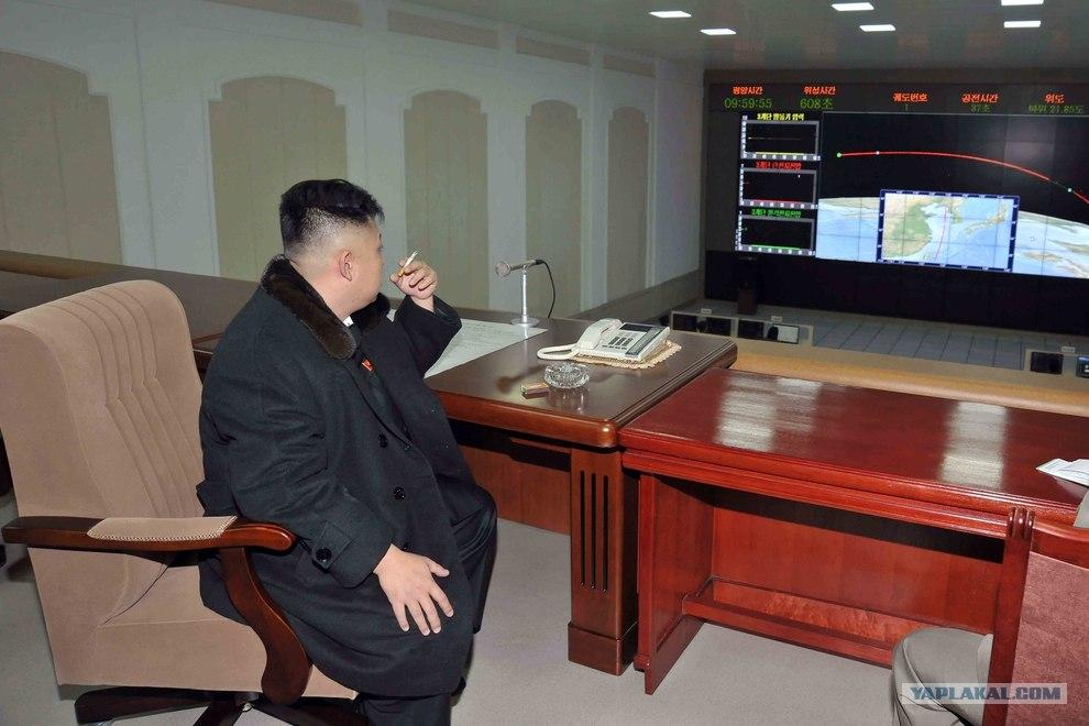 Ким Чен Уны тансаг онгоц дуулиан тарилаа